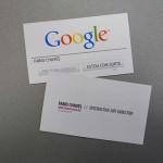 فكرة للبيع – متجر بطاقات الاعمال