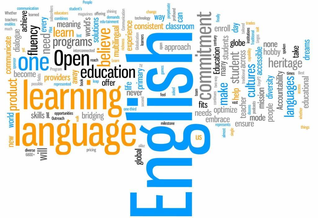 افكار لتعلم اللغه الانجليزيه